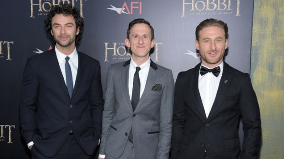 The Hobbit New York Premiere