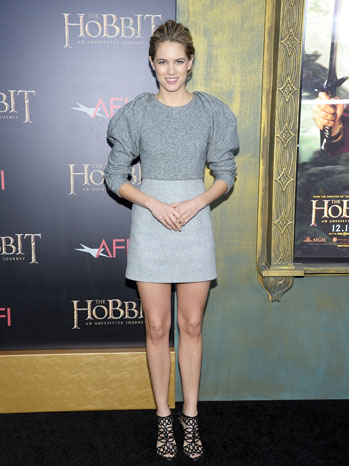 """The Hobbit: An Unexpected Journey"" New York Premiere Benefiting AFI - Inside Arrivals"