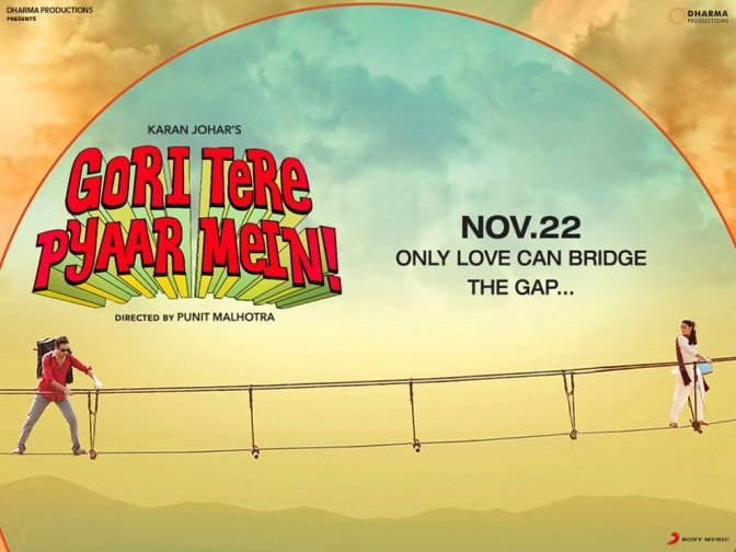 First Look: Gori Tere Pyar Mein