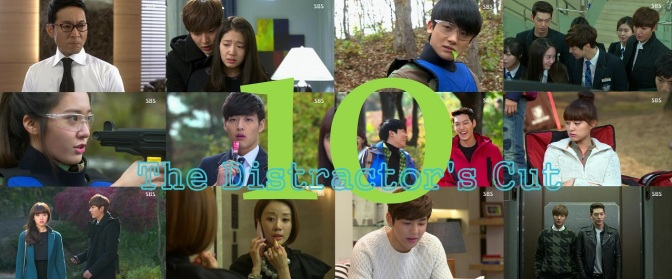 The Distractors' Cut: Heirs 10