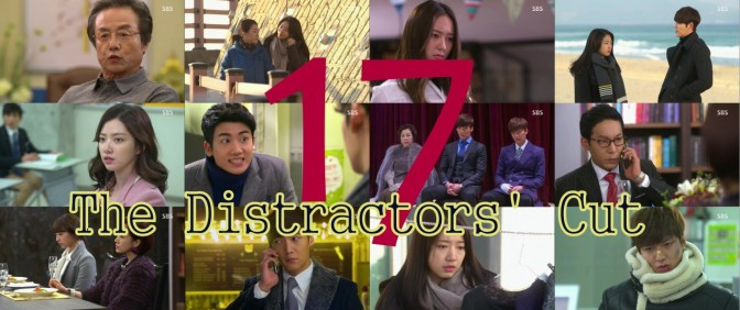 The Distractors' Cut: Heirs 17