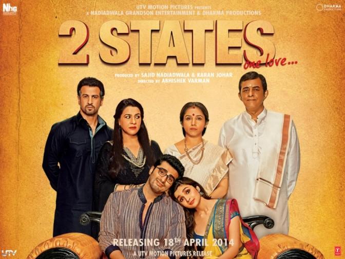 Movie Moment: 2 States