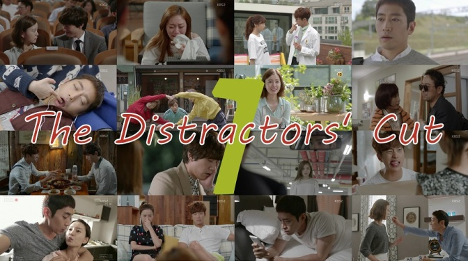 The Distractors' Cut: Discovery of Romance 1-2