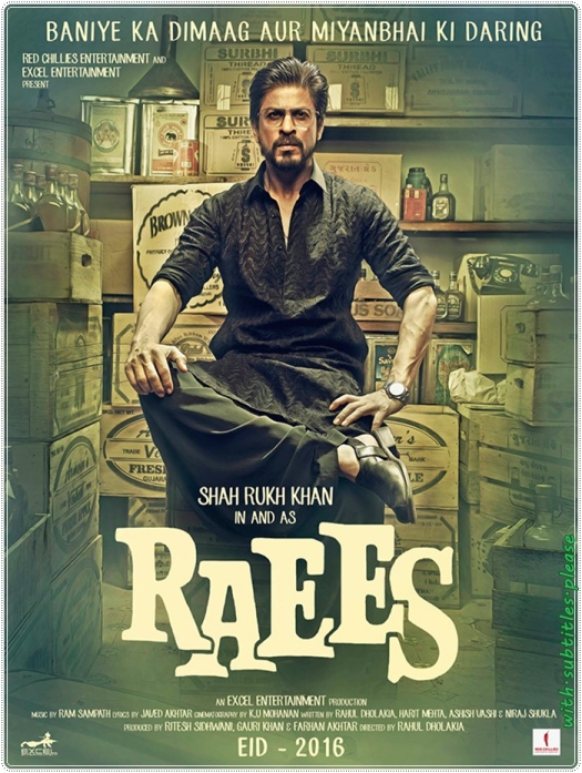 RaeesFirstLook001
